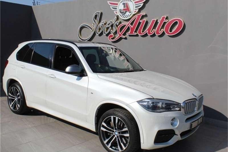 BMW X Series SUV X5 M50d 2014