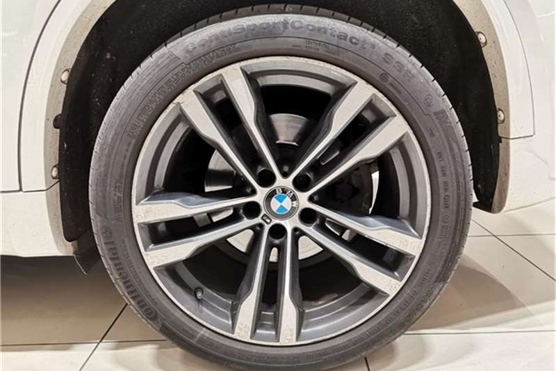 Used 2014 BMW X Series SUV X5 M50d