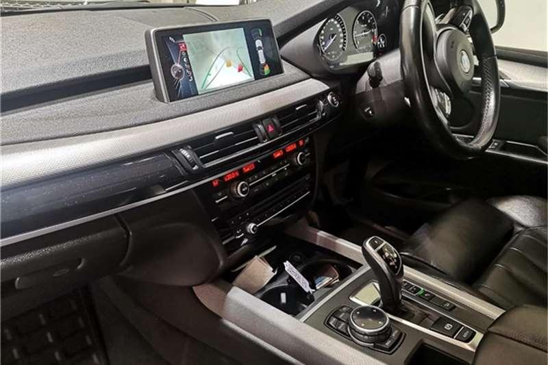 BMW X Series SUV X5 M50d 2015