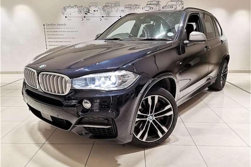 Used 2015 BMW X Series SUV X5 M50d