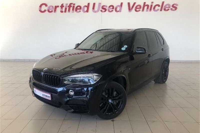 BMW X Series SUV X5 M50d 2016