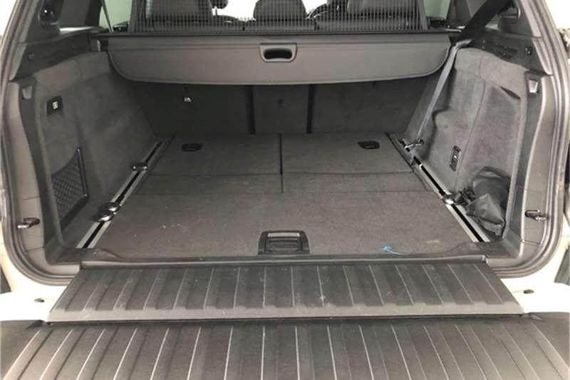 Used 2017 BMW X Series SUV X5 M50d