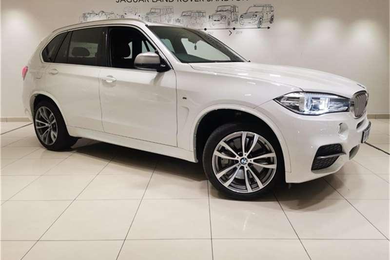 BMW X Series SUV X5 M50d 2018