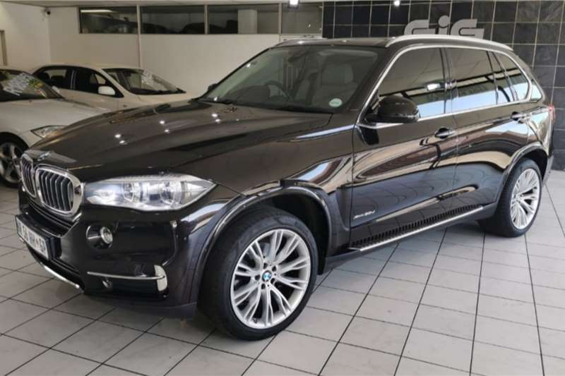 BMW X Series SUV X5 xDrive 30d M Sport (One owner) 2018