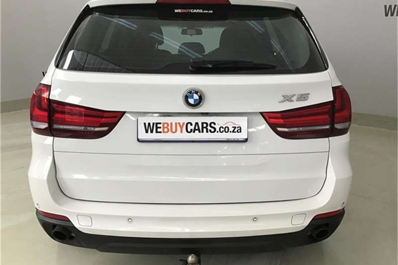 BMW X Series SUV X5 xDrive25d Exterior Design Pure Excellence 2016