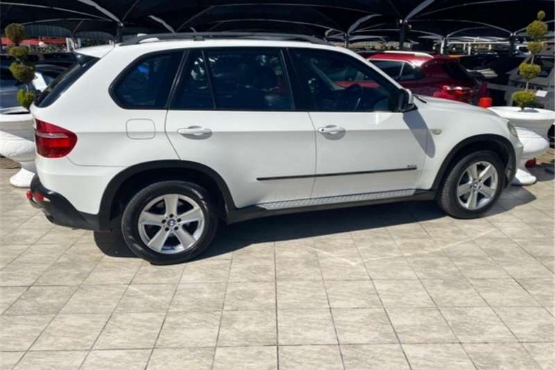 Used 2007 BMW X Series SUV X5 xDrive30d