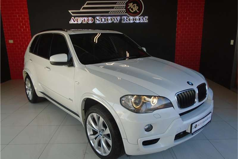 BMW X Series SUV X5 xDrive30d 2009