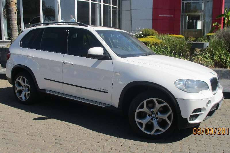 BMW X Series SUV X5 xDrive30d 2010