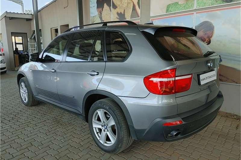 2010 BMW X series SUV X5 xDrive30d