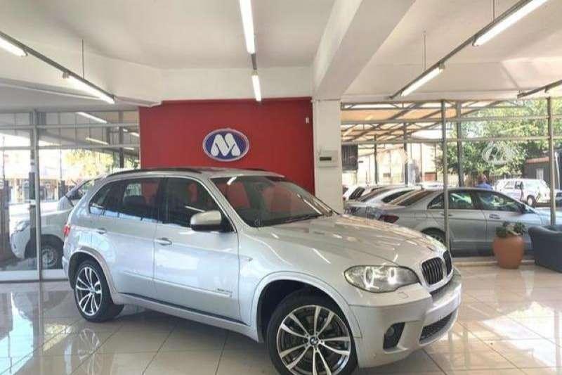 BMW X Series SUV X5 xDrive30d 2011