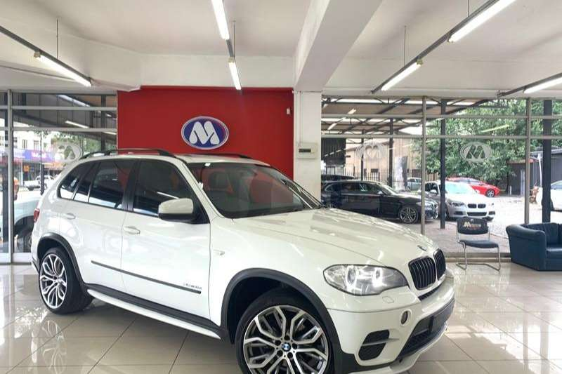 BMW X Series SUV X5 xDrive30d 2013