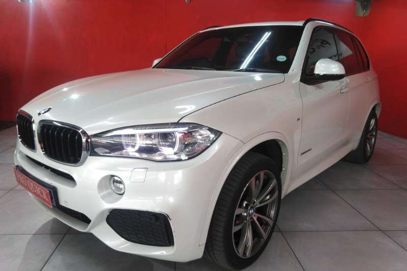 BMW X Series SUV X5 xDrive30d 2014
