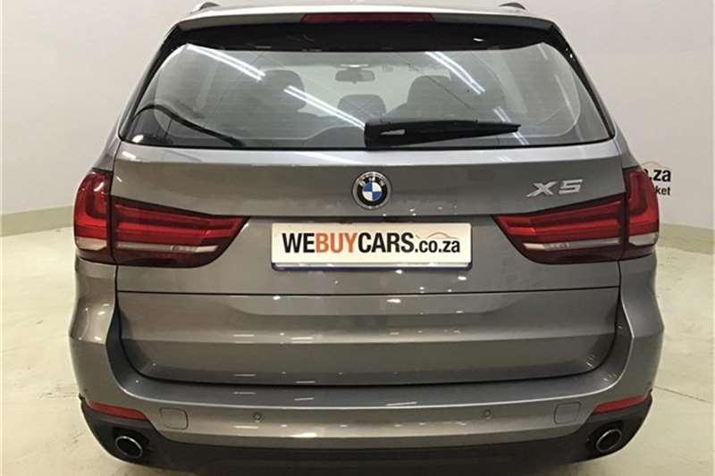 BMW X Series SUV X5 xDrive30d 2016