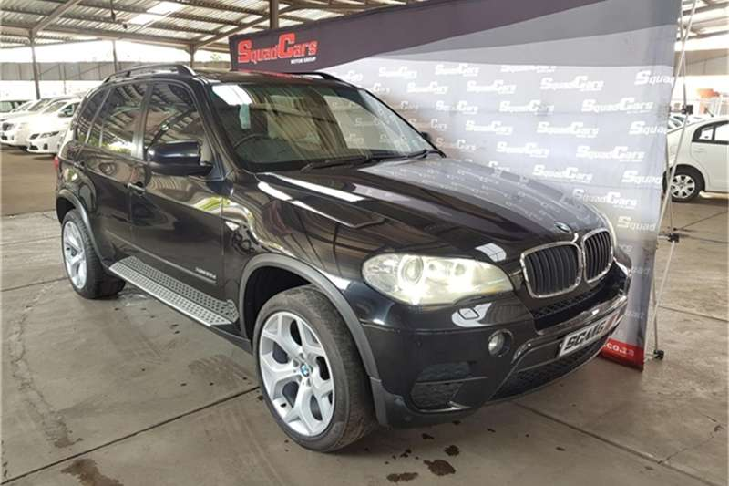 BMW X Series SUV X5 xDrive30d Exclusive 2010