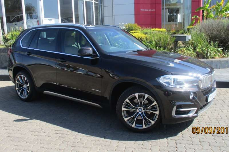 BMW X Series SUV X5 xDrive30d Exterior Design Pure Excellence 2014
