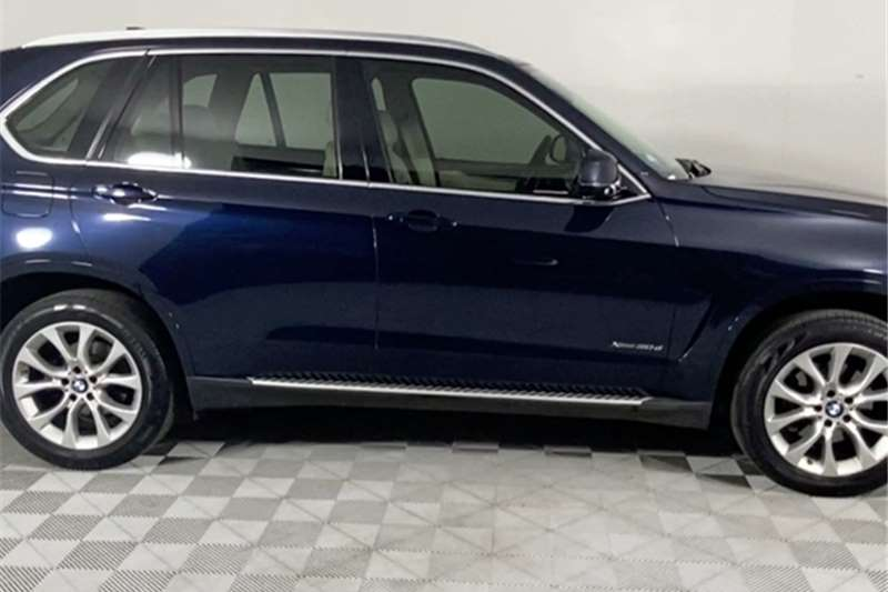 2014 BMW X series SUV X5 xDrive30d Exterior Design Pure Excellence