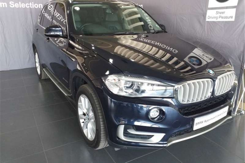 BMW X Series SUV X5 xDrive30d