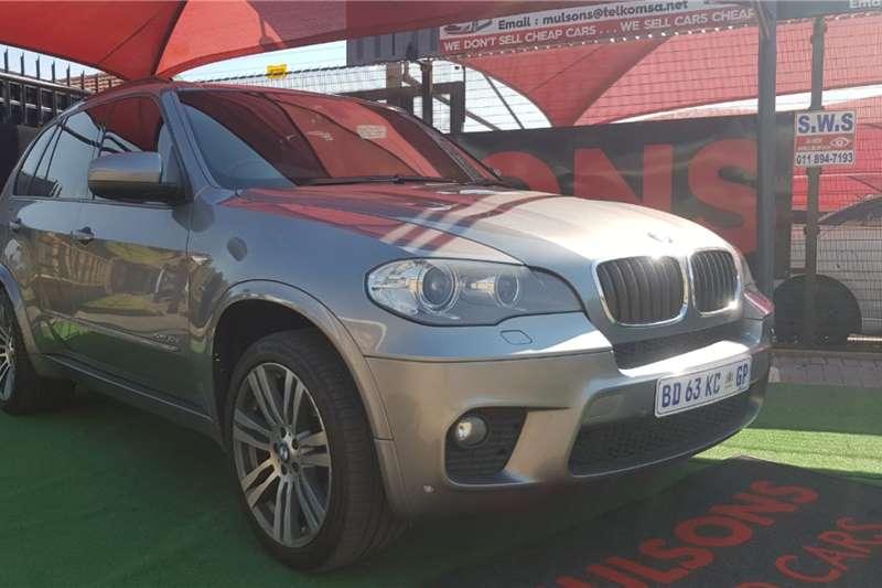 BMW X Series SUV X5 xDrive30d M Sport 2011