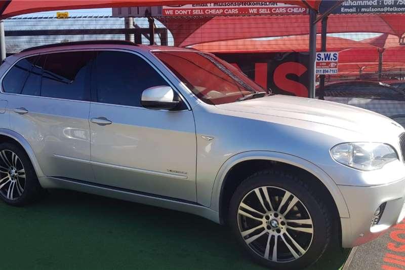 BMW X Series SUV X5 xDrive30d M Sport 2012