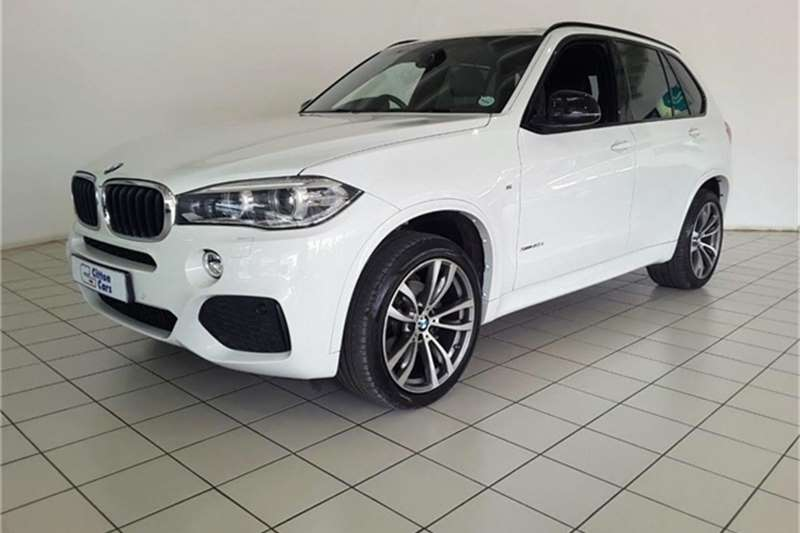 BMW X Series SUV X5 xDrive30d M Sport 2014