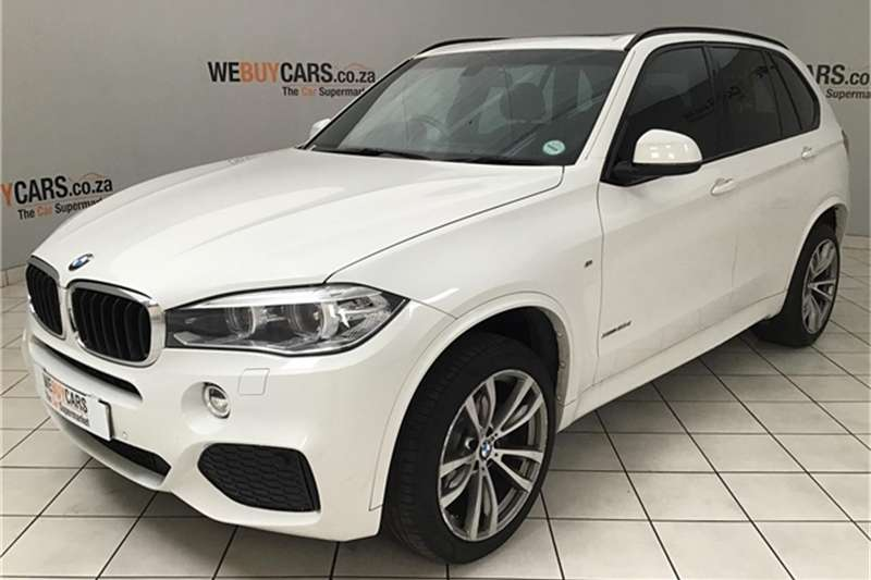 BMW X Series SUV X5 xDrive30d M Sport 2015