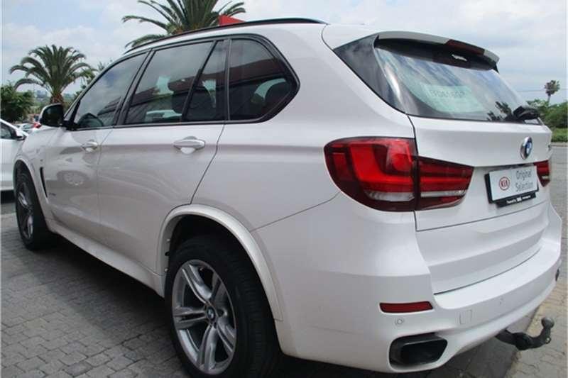 BMW X Series SUV X5 xDrive30d M Sport 2016