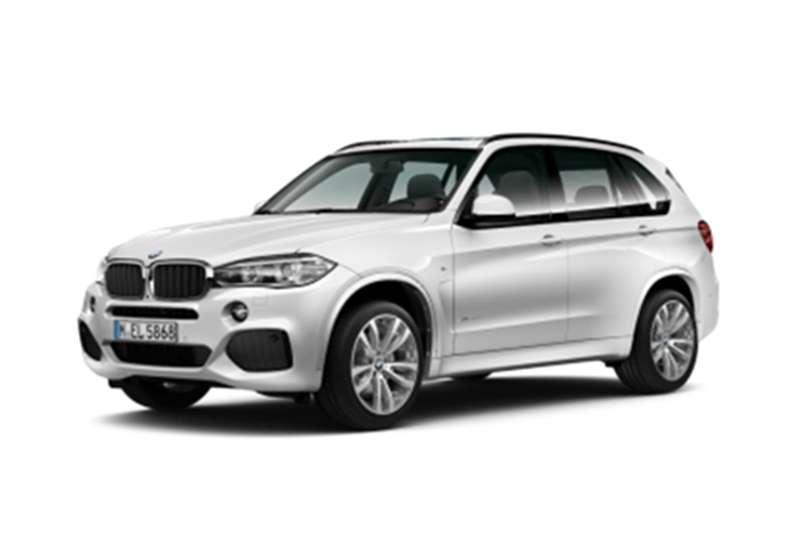 BMW X Series SUV X5 xDrive30d M Sport 2017