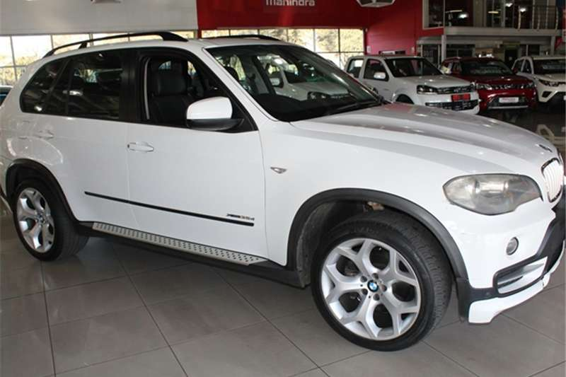 BMW X Series SUV X5 xDrive35d 2009