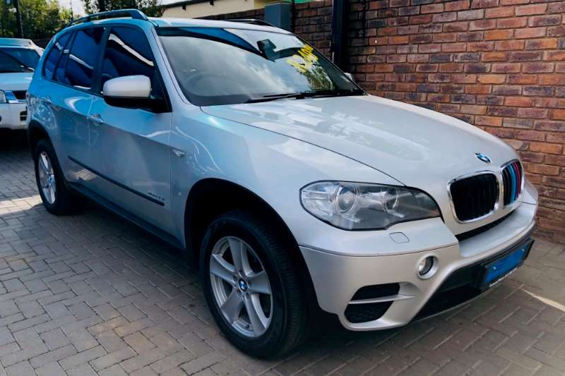 BMW X Series SUV X5 xDrive35i 2012