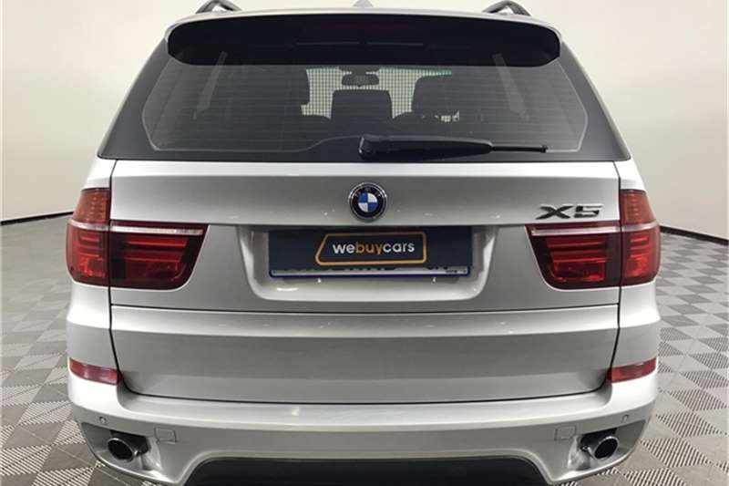 BMW X series SUV X5 xDrive35i Dynamic 2010