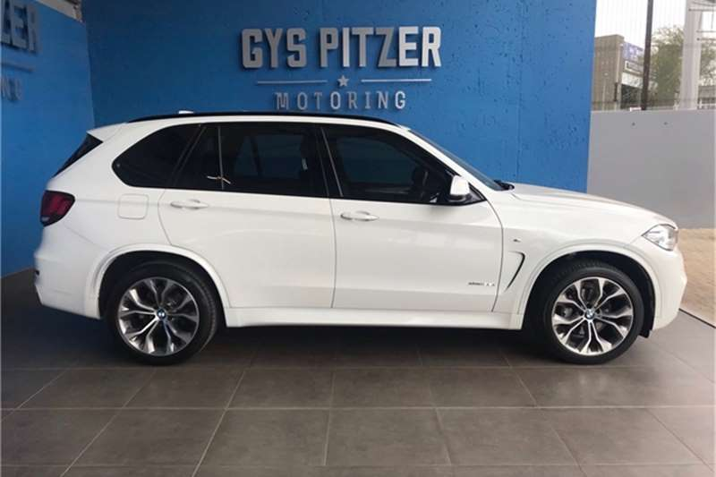 BMW X Series SUV X5 xDrive35i M Sport 2014