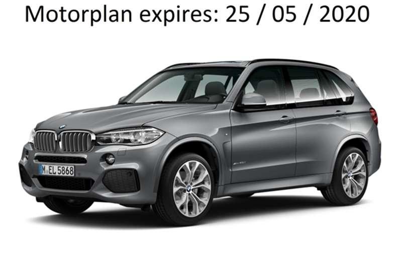 BMW X Series SUV X5 xDrive40d 2014