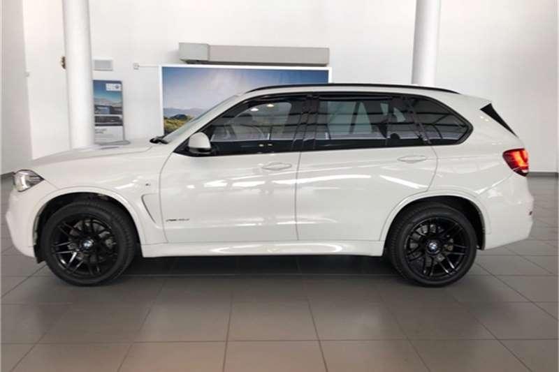 Used 2014 BMW X Series SUV X5 xDrive40d