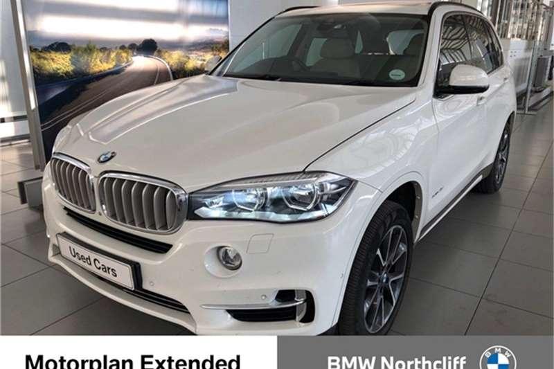 2015 BMW X series SUV X5 xDrive40d