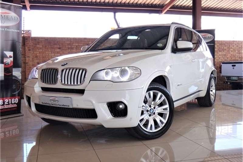 BMW X series SUV X5 xDrive40d M Sport 2011