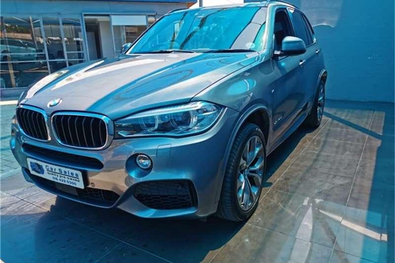 BMW X Series SUV X5 xDrive40d M Sport 2014