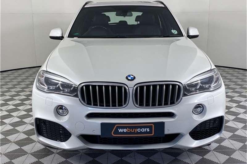 2015 BMW X series SUV X5 xDrive40d M Sport