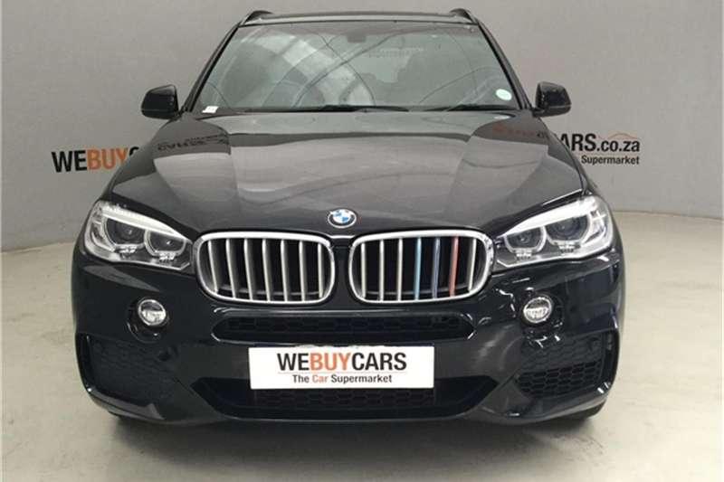 BMW X series SUV X5 xDrive40d M Sport 2016