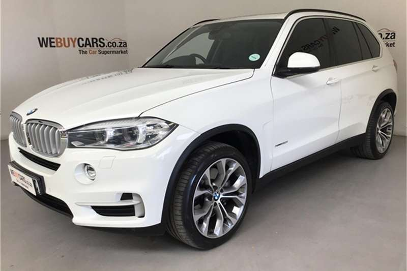 BMW X Series SUV X5 xDrive50i 2014