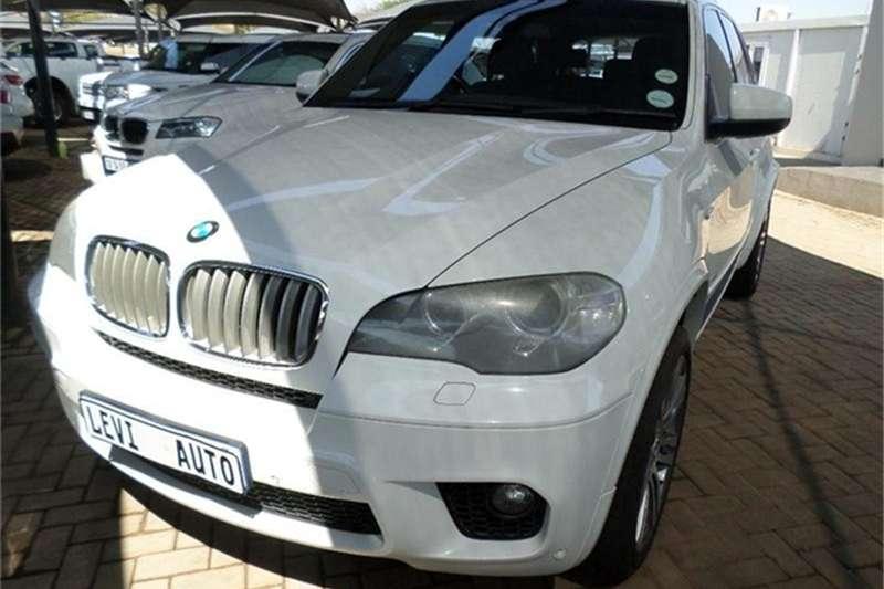 BMW X Series SUV X5 xDrive50i M Sport 2011
