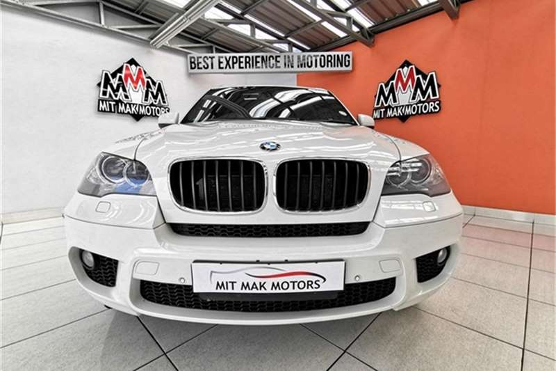 2011 BMW X series SUV X5 xDrive50i M Sport