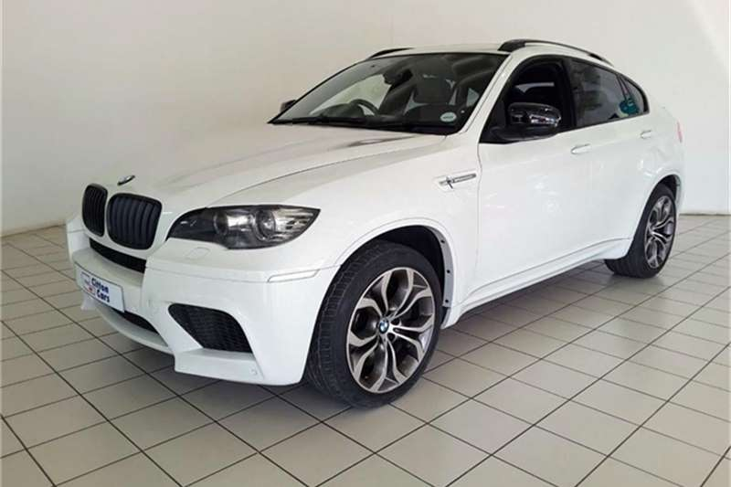 BMW X Series SUV X6 M 2010