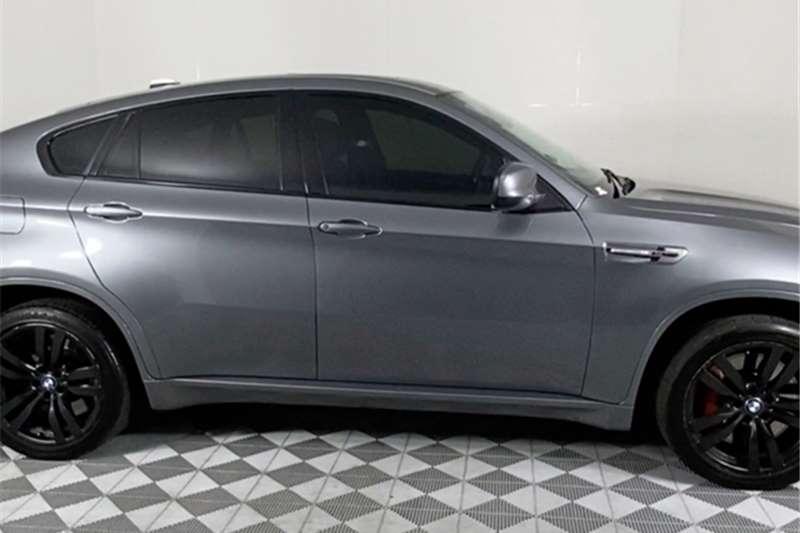 2010 BMW X series SUV X6 M