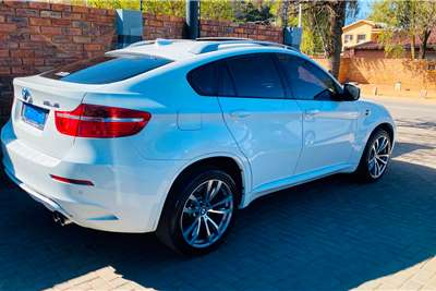 BMW X Series SUV X6 M 2012