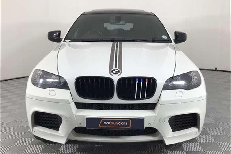 BMW X Series SUV X6 M 2012