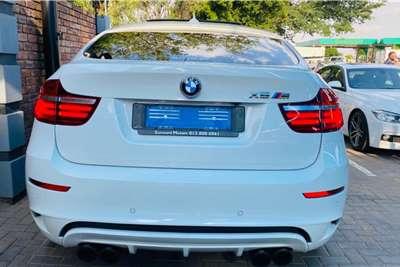 BMW X Series SUV X6 M 2014