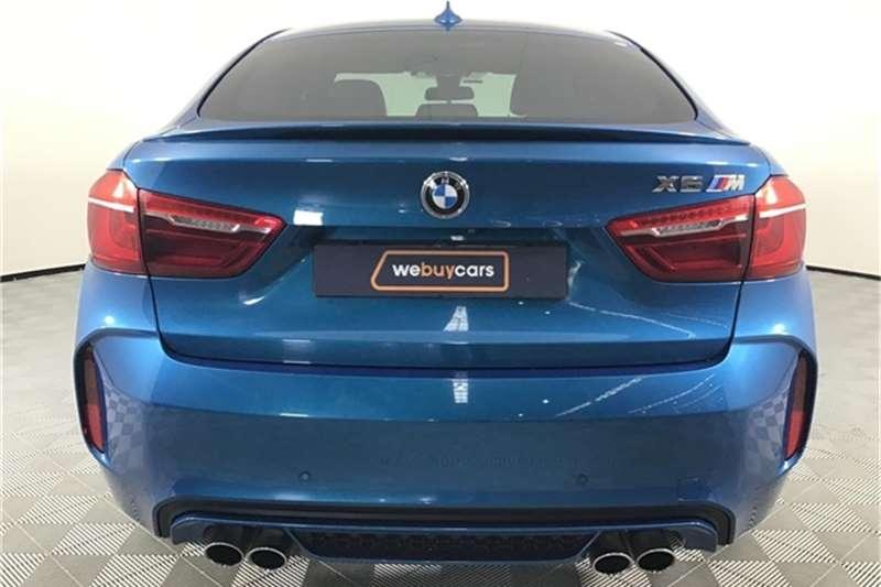 BMW X series SUV X6 M 2015