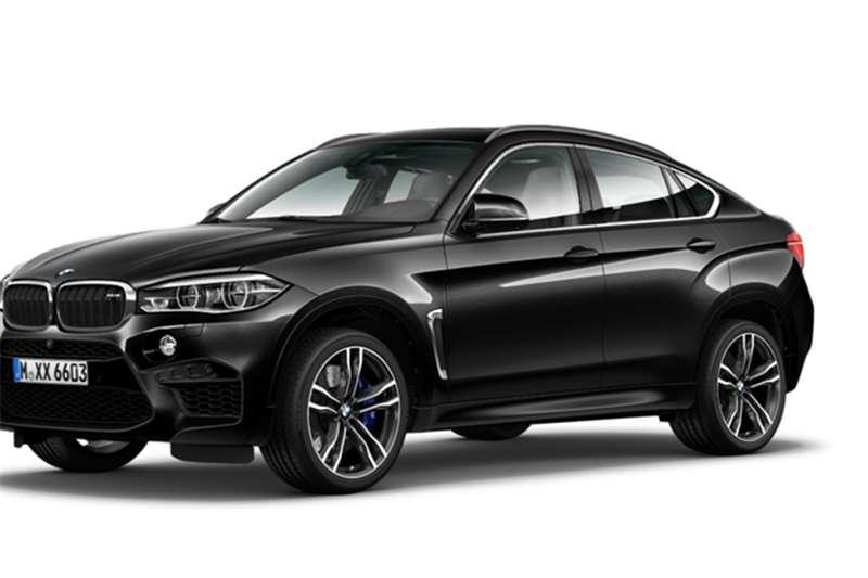 BMW X Series SUV X6 M 2016