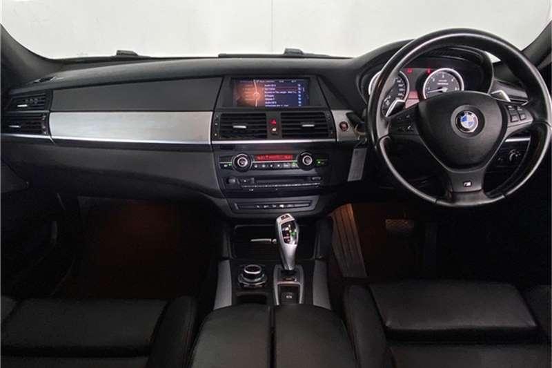 Used 2012 BMW X Series SUV X6 M50d