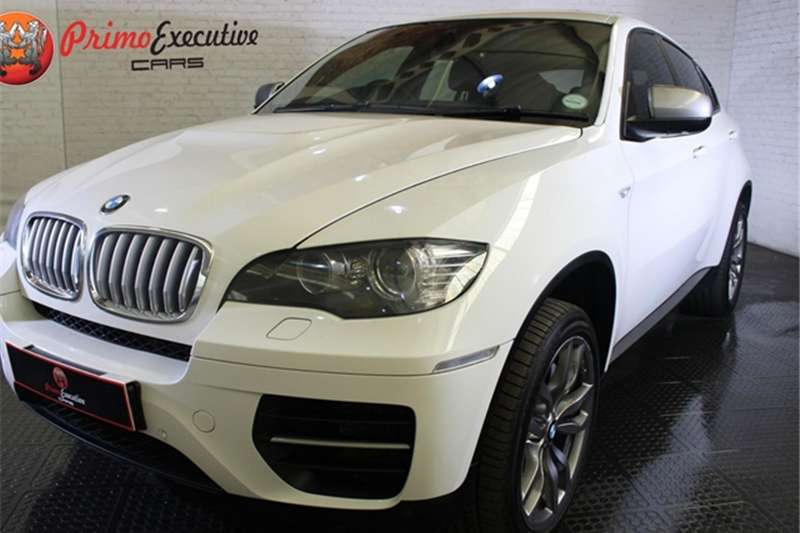 BMW X Series SUV X6 M50d 2013